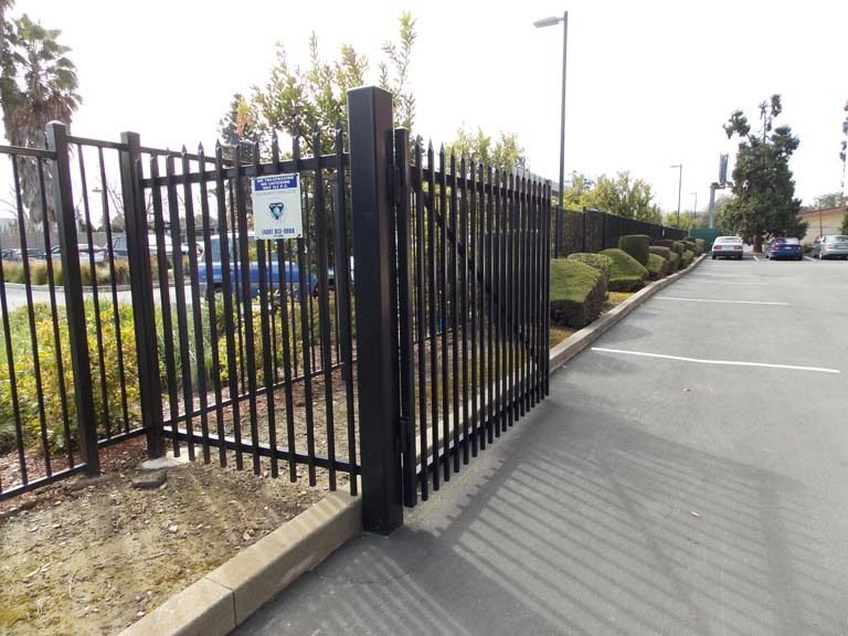 Permanent Fencing Diamond Fence Company