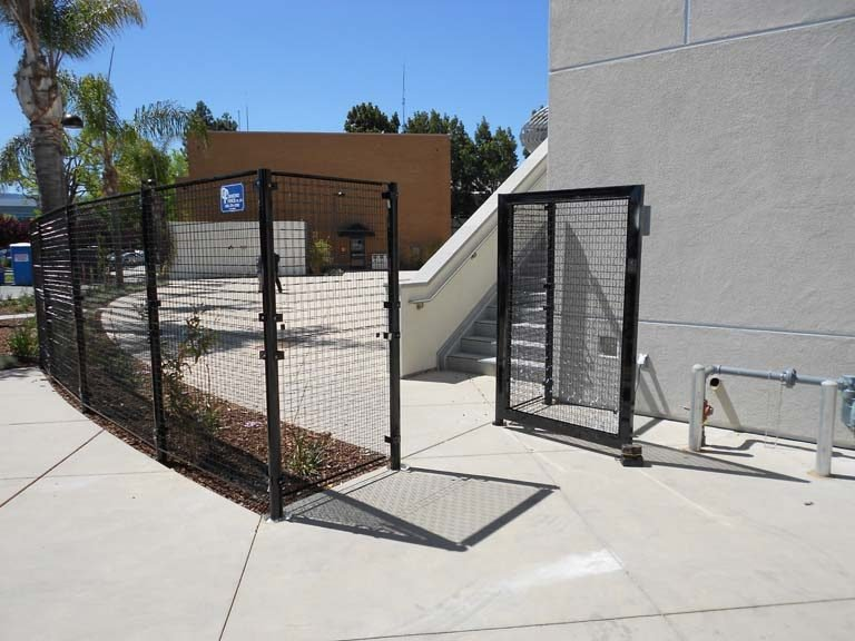 Permanent Fencing Diamond Fence Company