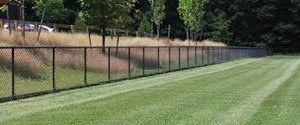 Vinyl Coated Fence